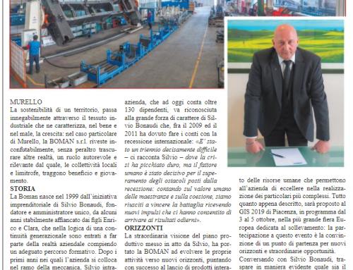 La Pancalera – Aprile 2019