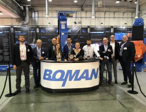 La Boman vive da protagonista il Gis-Expo 2019