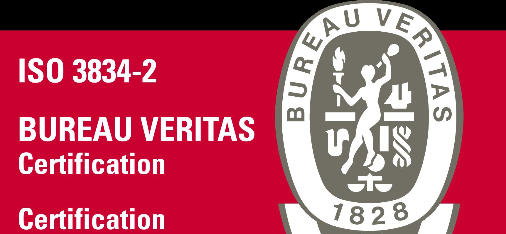 BV_Certification_ISO3834-2_tracciati